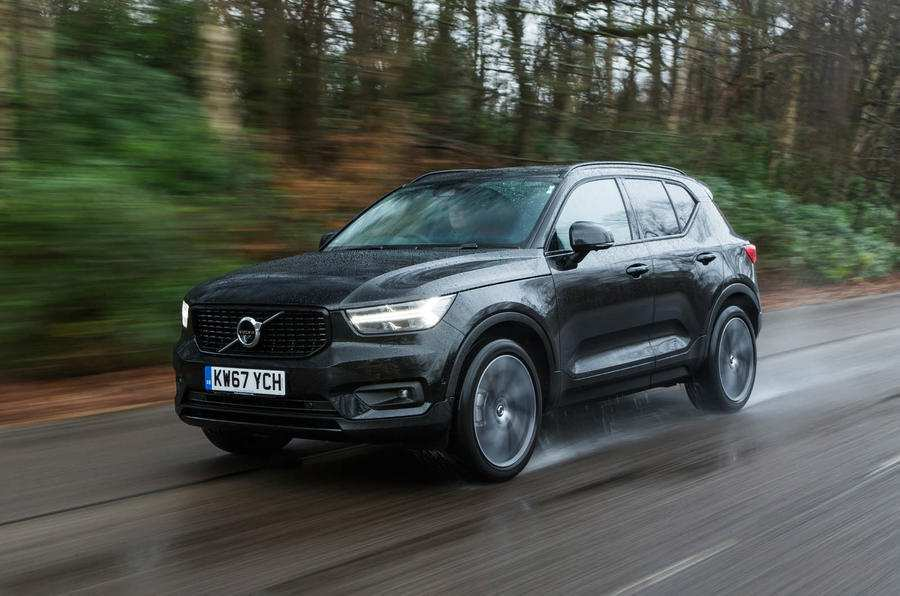 65 Concept of Volvo 2019 Xc40 Review Wallpaper for Volvo 2019 Xc40 Review