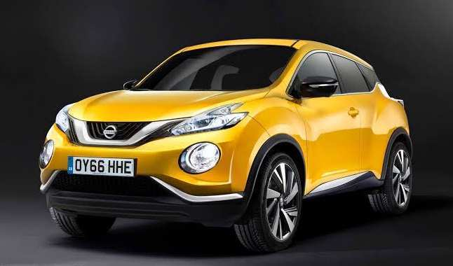 65 Great Juke Nissan 2019 Rumors for Juke Nissan 2019