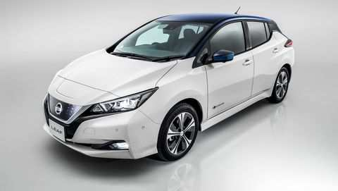 65 Great Nissan Electric 2019 Exterior for Nissan Electric 2019