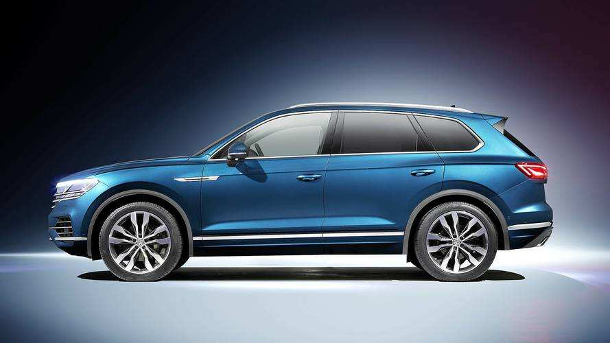 65 Great Volkswagen 2019 Touareg Price Release Date by Volkswagen 2019 Touareg Price