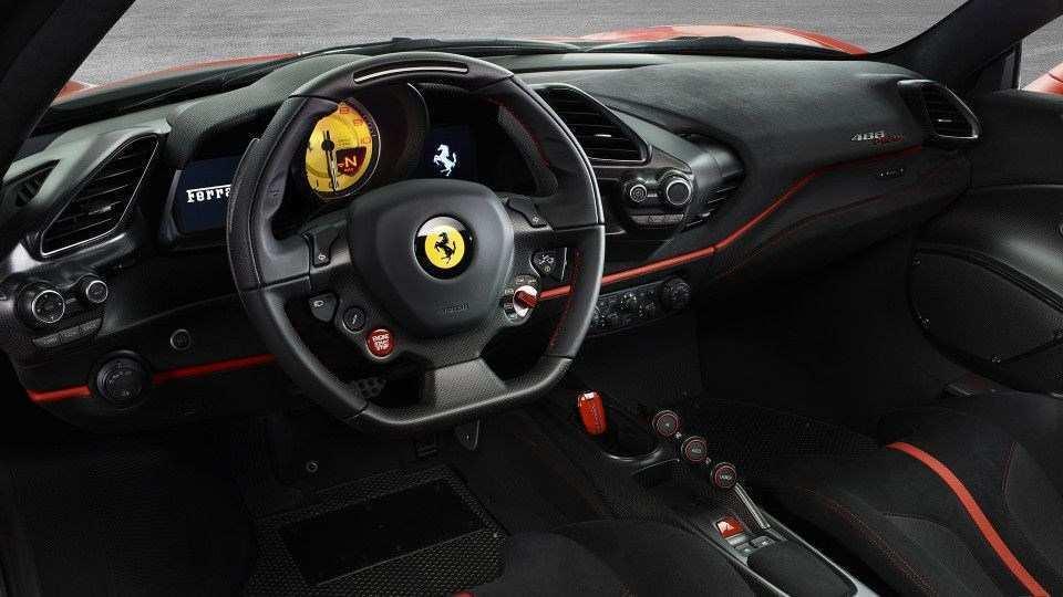 66 Best Review 2019 Ferrari 488 Pista Price Research New with 2019 Ferrari 488 Pista Price