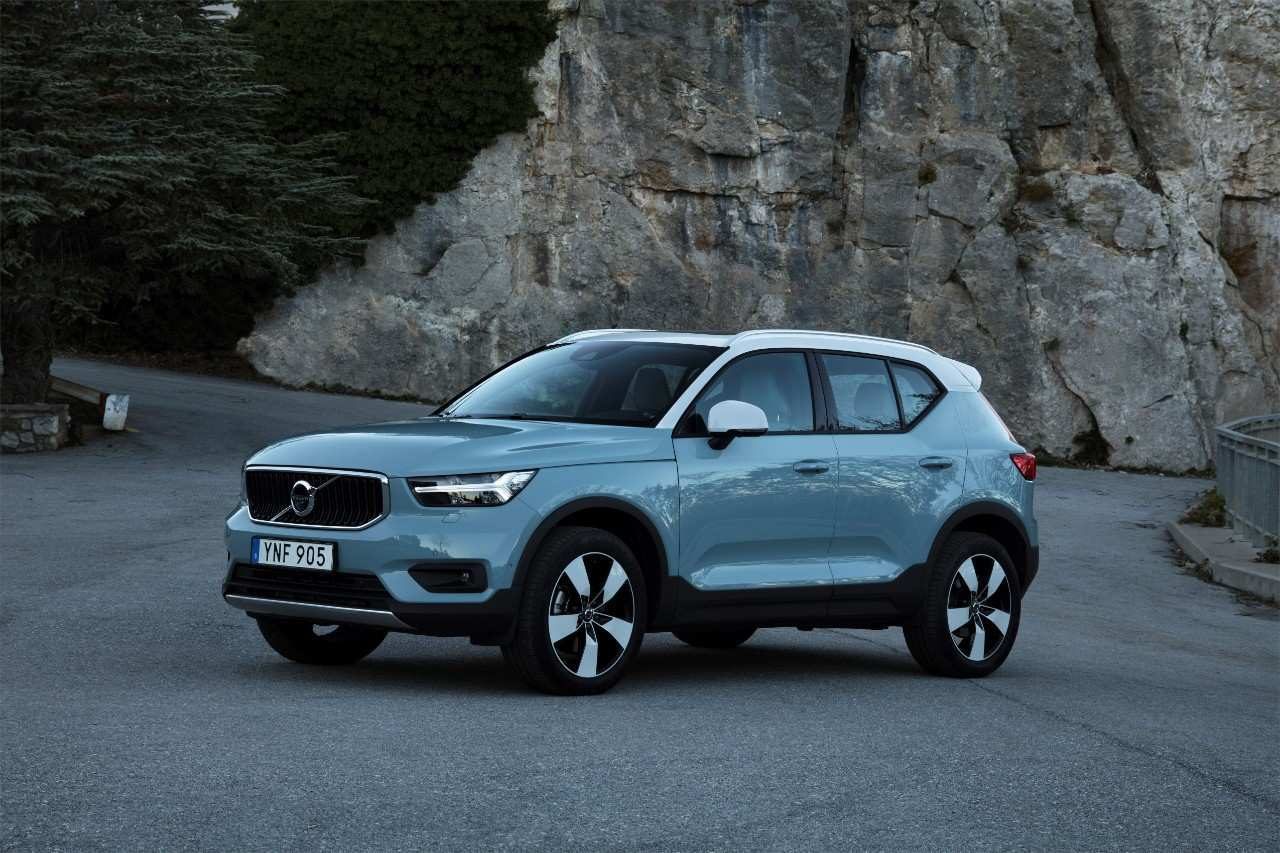66 Best Review 2019 Volvo Hybrid Suv Release for 2019 Volvo Hybrid Suv