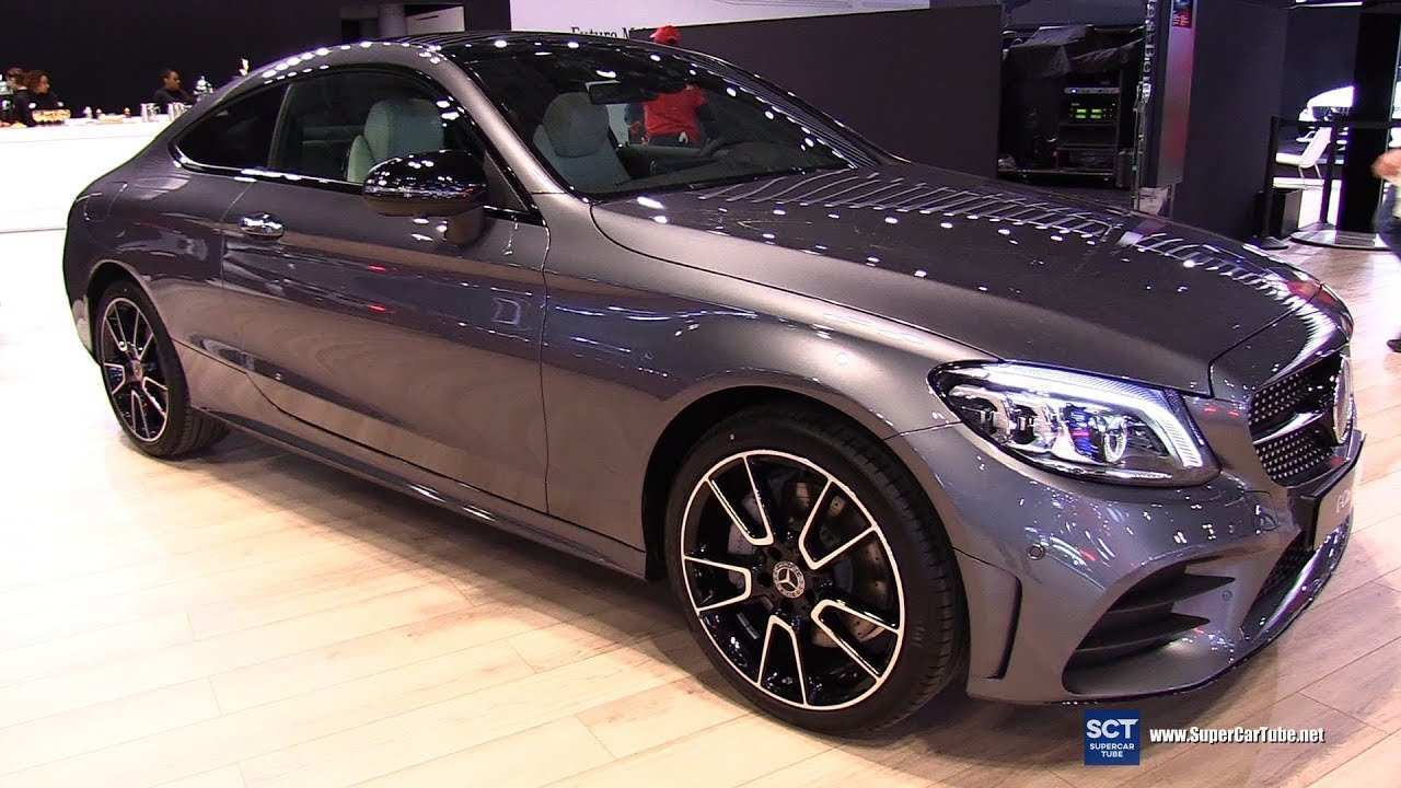 66 Concept of Mercedes C Class Coupe 2019 Redesign by Mercedes C Class Coupe 2019