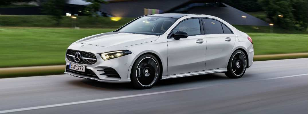 66 Great 2019 Mercedes A Class Usa New Review with 2019 Mercedes A Class Usa