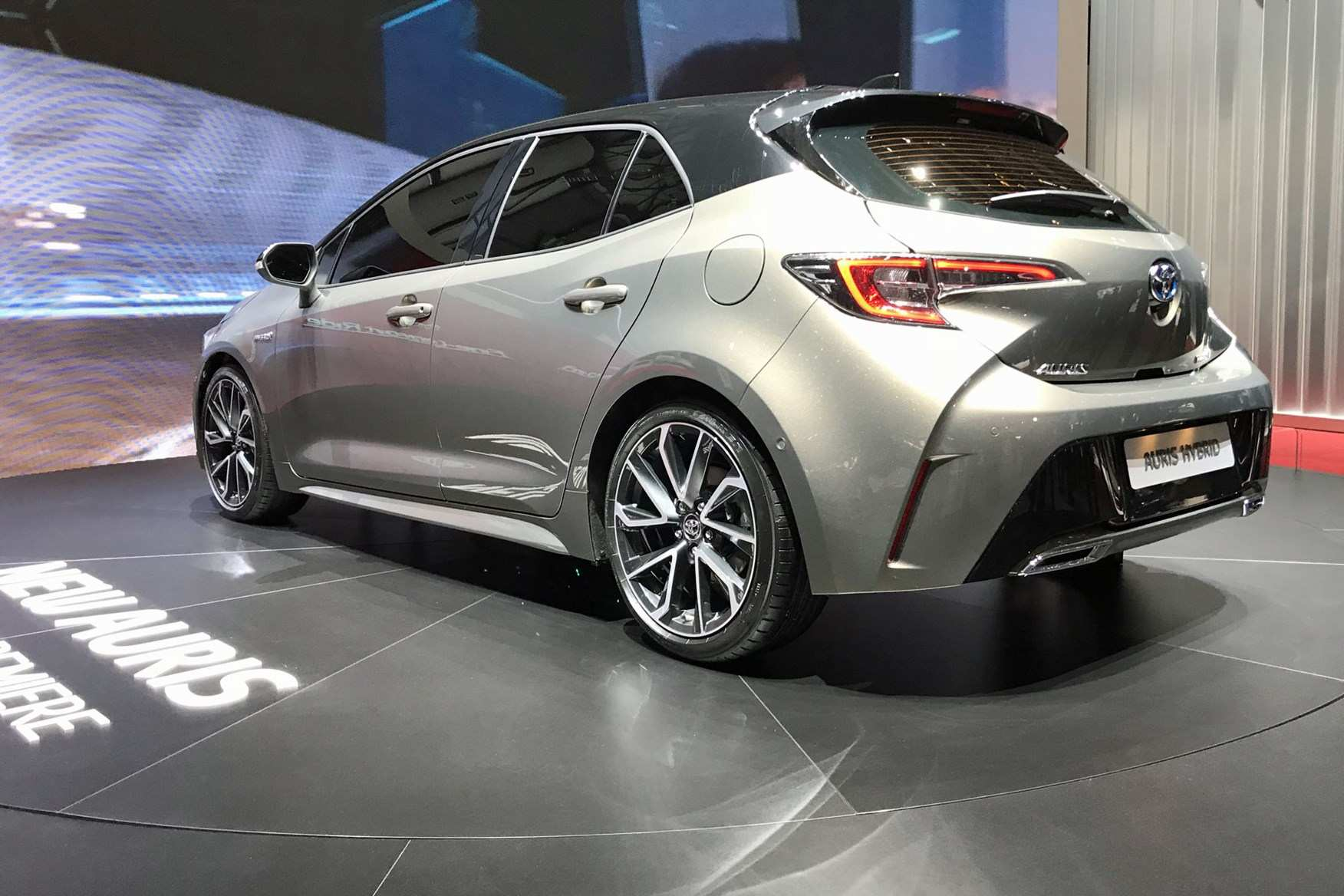 66 Great Toyota Auris 2019 Release Date Exterior and Interior for Toyota Auris 2019 Release Date