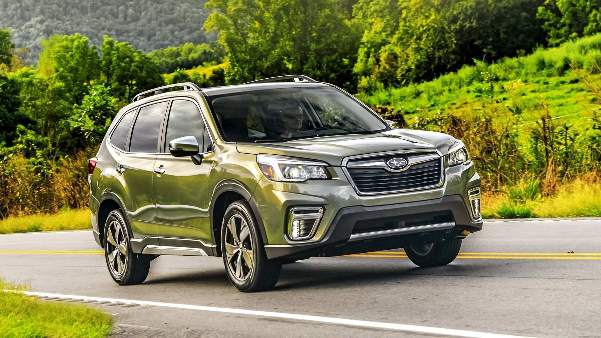 66 New Subaru Forester 2019 Gas Mileage Performance and New Engine by Subaru Forester 2019 Gas Mileage