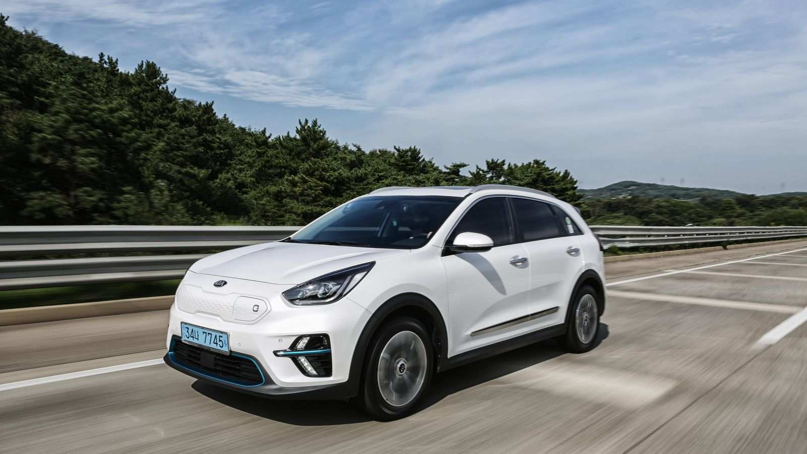 66 The 2019 Kia Niro Ev Redesign for 2019 Kia Niro Ev
