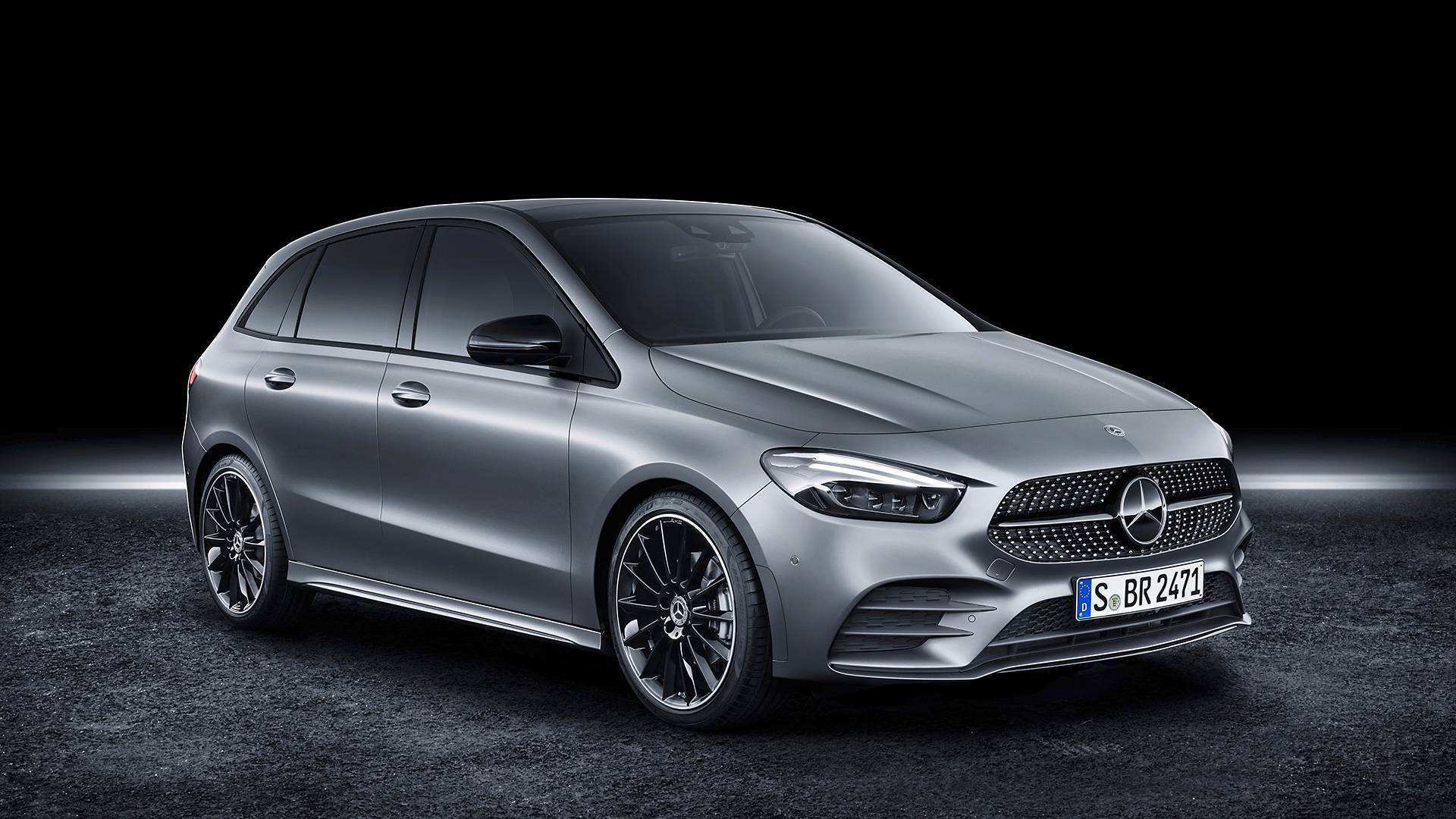66 The Mercedes B Class 2019 Redesign and Concept for Mercedes B Class 2019