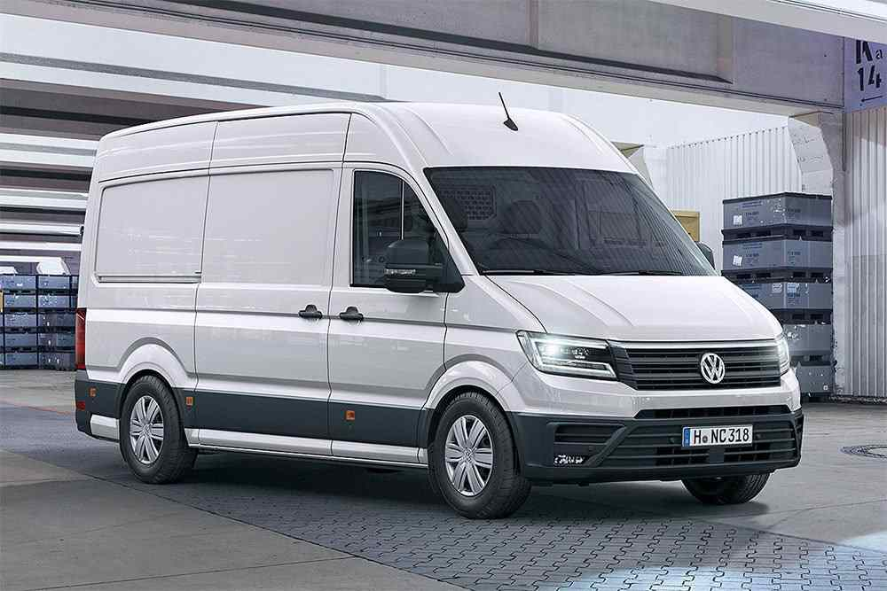 67 All New Volkswagen Crafter 2019 Specs and Review for Volkswagen Crafter 2019