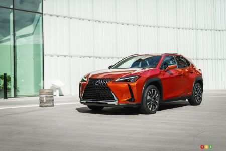 67 Best Review 2019 Lexus Ux Canada History with 2019 Lexus Ux Canada