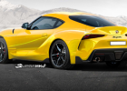 67 Gallery of Toyota 2019 Supra Price and Review with Toyota 2019 Supra