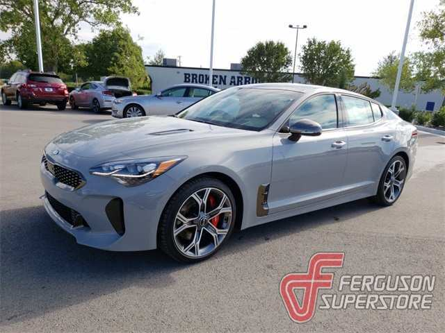 67 New 2019 Kia Stinger Gt2 Exterior and Interior by 2019 Kia Stinger Gt2