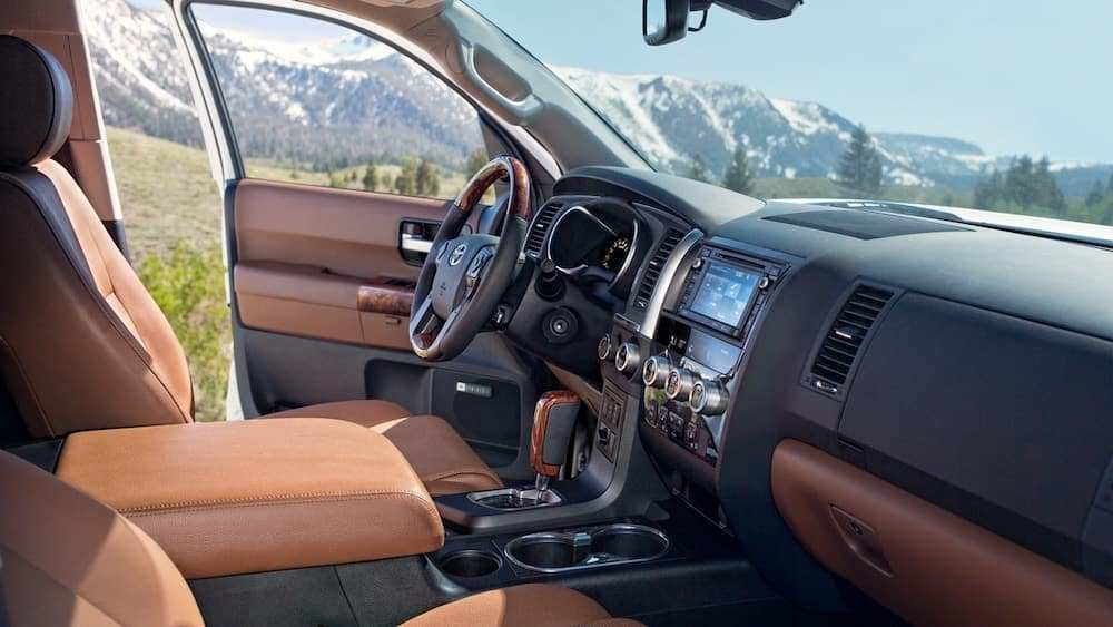 67 New 2019 Toyota Sequoia Redesign Research New with 2019 Toyota Sequoia Redesign