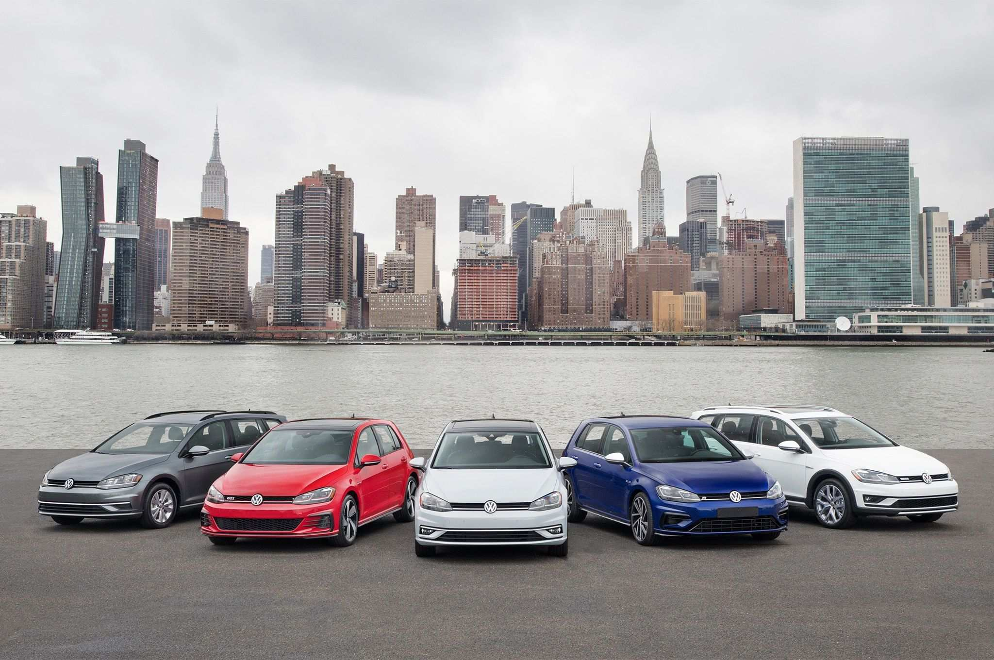 68 Concept of Volkswagen Lineup 2019 Research New with Volkswagen Lineup 2019
