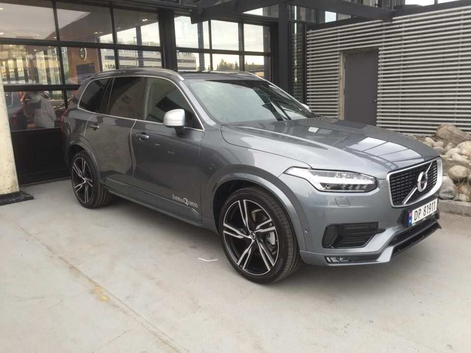 68 Great Volvo Xc60 2019 Osmium Grey Price and Review with Volvo Xc60 2019 Osmium Grey
