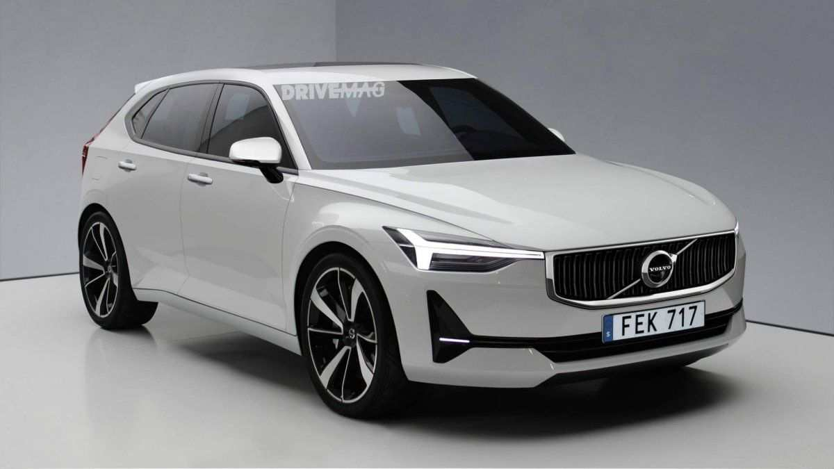68 New Volvo V40 2019 Interior Review for Volvo V40 2019 Interior