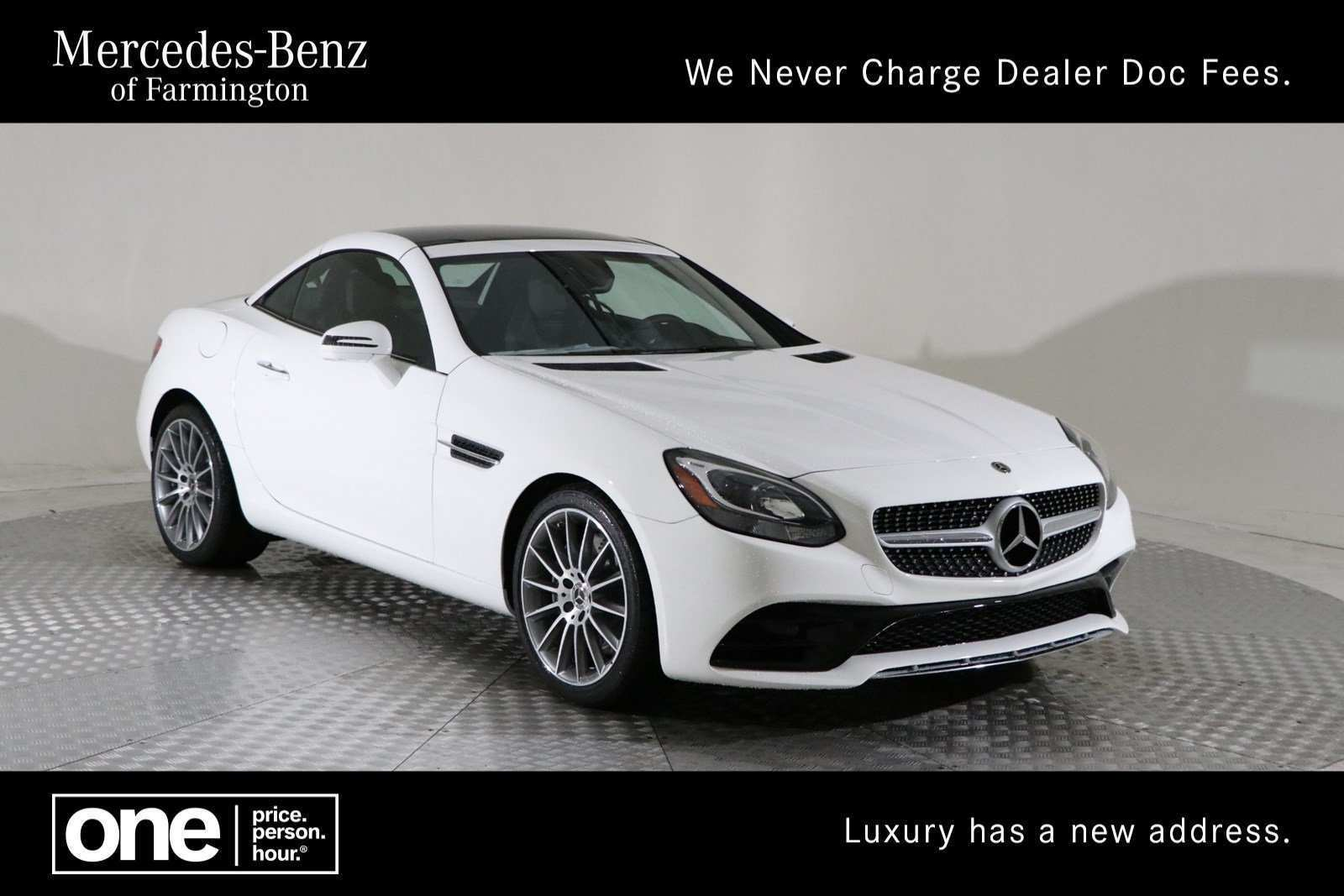 68 The Mercedes Slc 2019 Price and Review with Mercedes Slc 2019