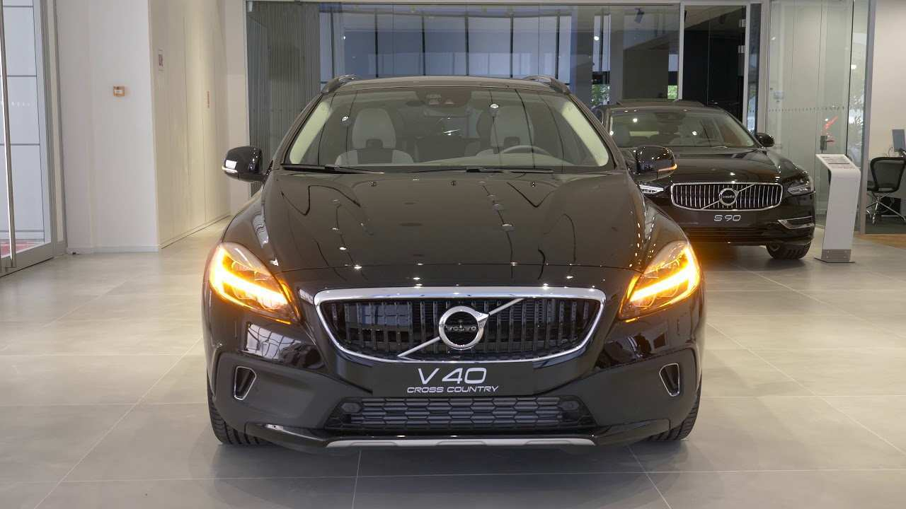 69 Best Review Volvo V40 2019 Interior Pricing with Volvo V40 2019 Interior