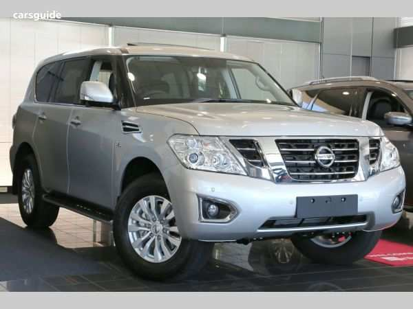 70 Best Review New Nissan Patrol 2019 Exterior with New Nissan Patrol 2019