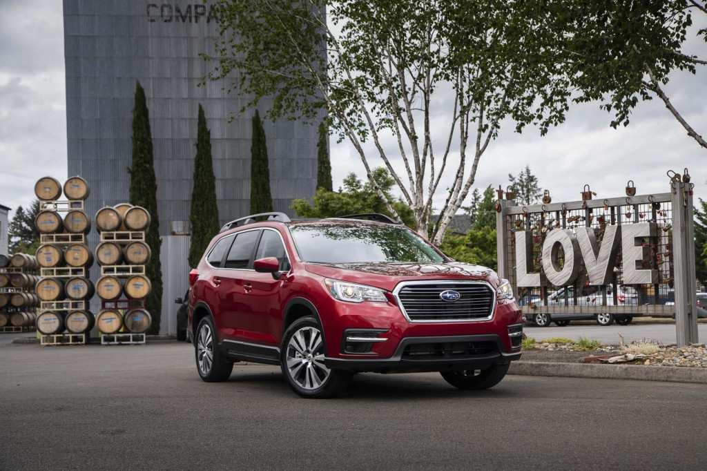 70 Gallery of Subaru Electric Car 2019 Spy Shoot with Subaru Electric Car 2019
