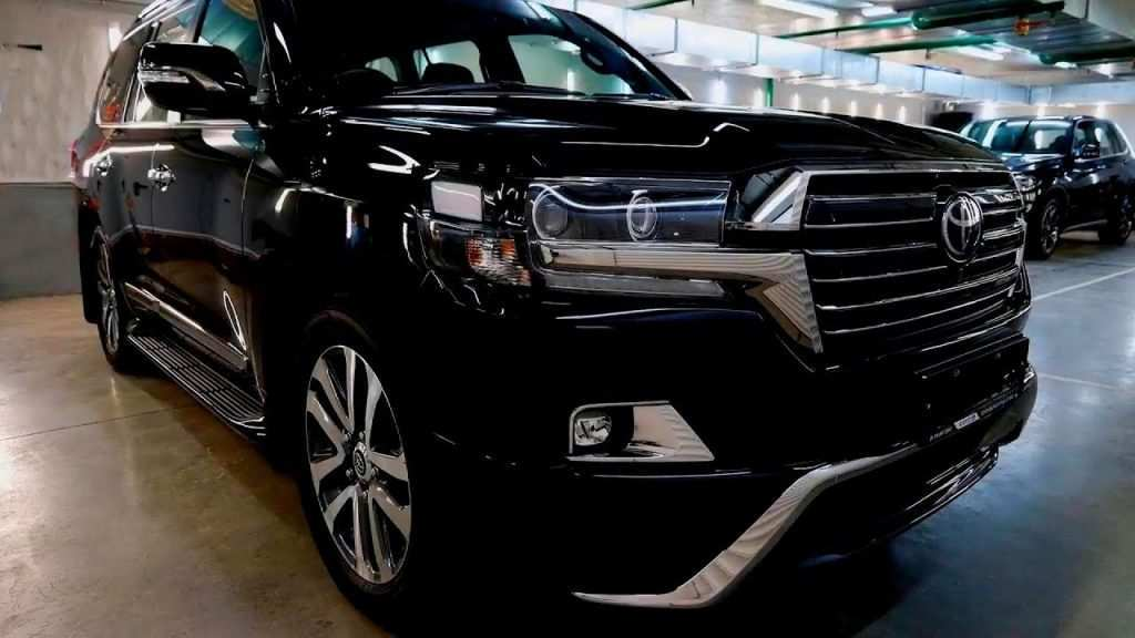 70 Gallery of Toyota Land Cruiser V8 2019 Specs and Review for Toyota Land Cruiser V8 2019