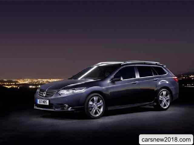 70 Great 2019 Honda Wagon First Drive for 2019 Honda Wagon