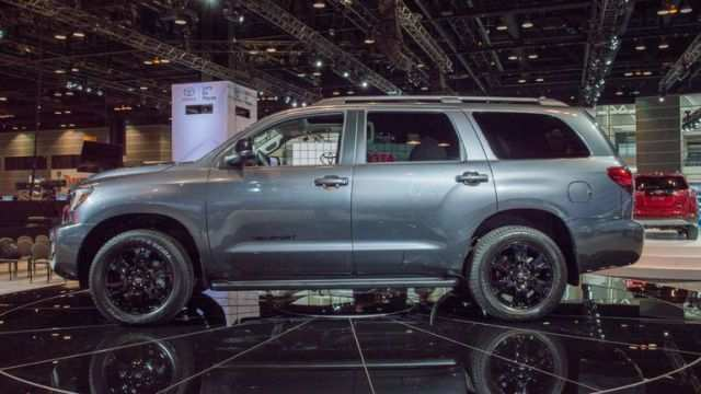 70 Great 2019 Toyota Sequoia Redesign Style with 2019 Toyota Sequoia Redesign
