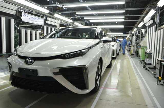 70 New Toyota Mirai 2019 Speed Test with Toyota Mirai 2019