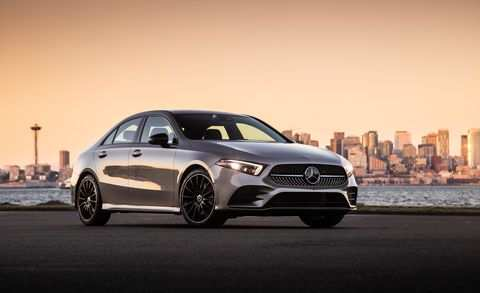 70 The 2019 Mercedes A Class Usa First Drive for 2019 Mercedes A Class Usa