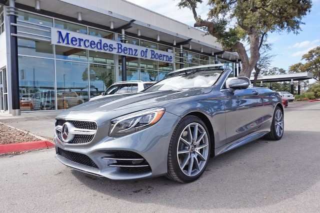 70 The Mercedes S Class 2019 New Concept with Mercedes S Class 2019
