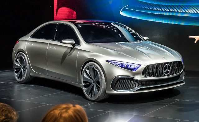 71 All New 2019 Mercedes A Class Usa Price by 2019 Mercedes A Class Usa