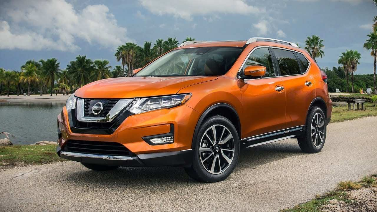 71 All New Nissan X Trail 2019 Review Photos by Nissan X Trail 2019 Review
