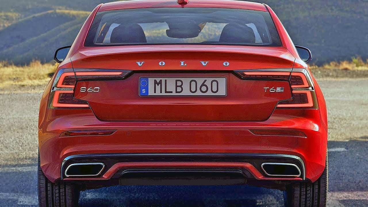 71 All New Volvo S60 2019 Exterior for Volvo S60 2019