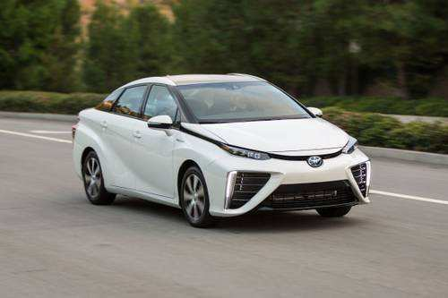 71 Gallery of Toyota Mirai 2019 First Drive with Toyota Mirai 2019