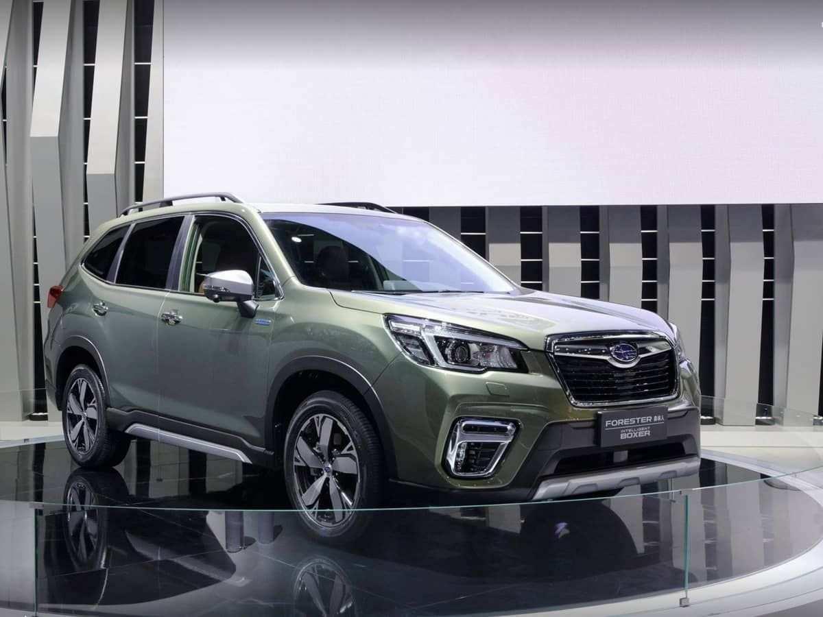 71 New Subaru Electric Car 2019 History with Subaru Electric Car 2019