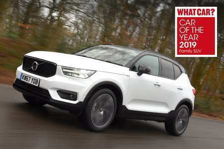 72 Concept of Volvo 2019 Xc40 Review Configurations by Volvo 2019 Xc40 Review