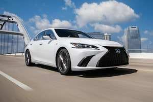 72 Gallery of 2019 Lexus Es 350 Awd Picture for 2019 Lexus Es 350 Awd