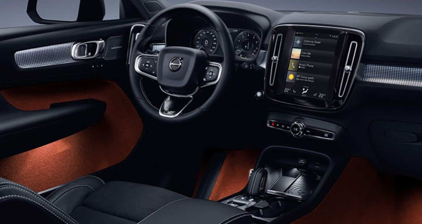 72 Gallery of 2019 Volvo Xc40 Interior Overview by 2019 Volvo Xc40 Interior