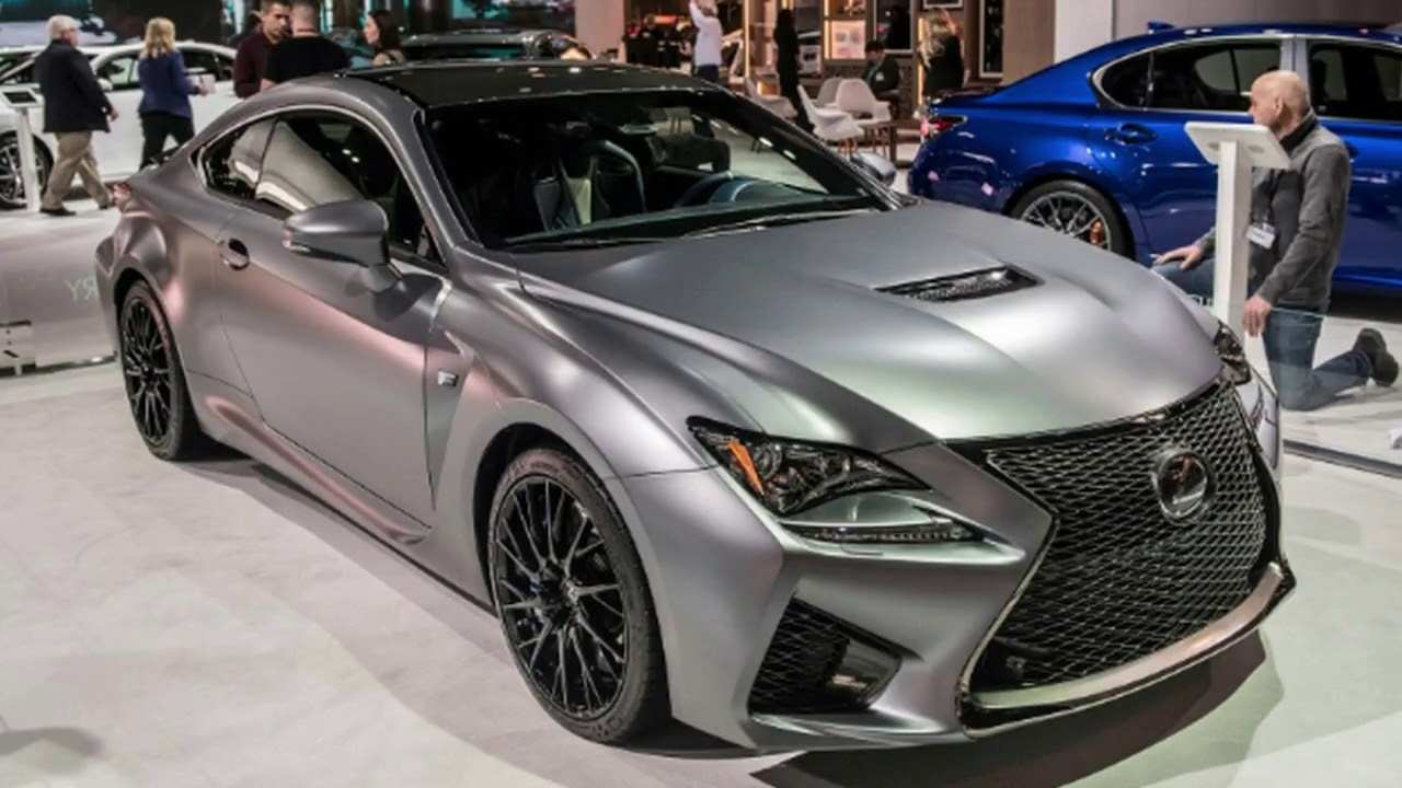 72 Gallery of Rcf Lexus 2019 Reviews by Rcf Lexus 2019