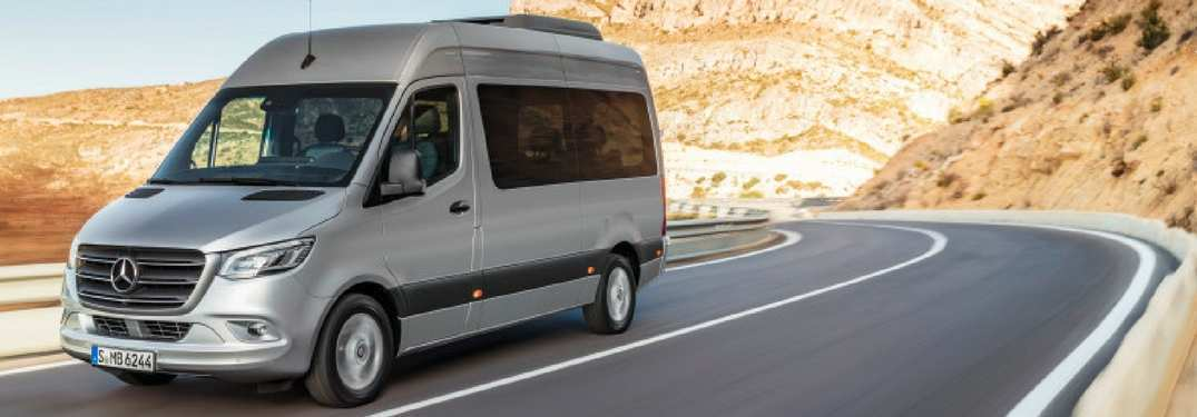 72 Great Sprinter Mercedes 2019 Configurations with Sprinter Mercedes 2019