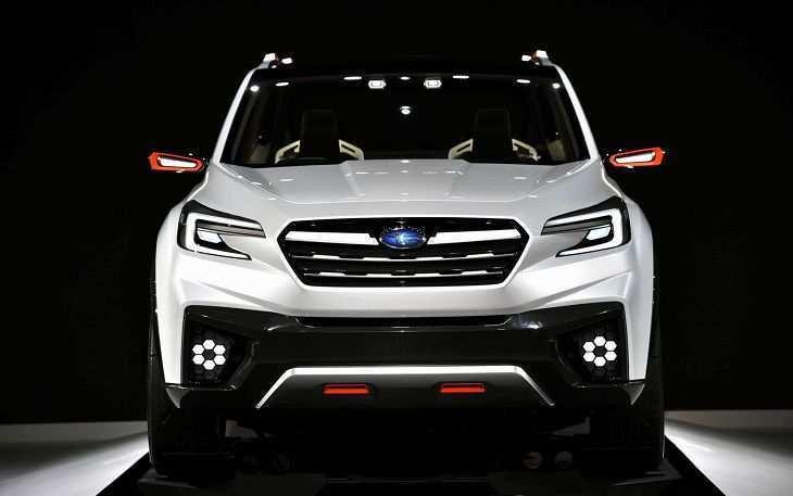 73 Concept of Subaru 2019 Turbo Exterior and Interior by Subaru 2019 Turbo