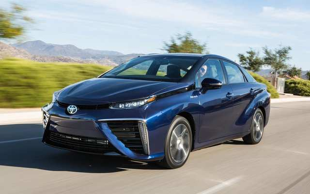 73 Concept of Toyota Mirai 2019 First Drive for Toyota Mirai 2019