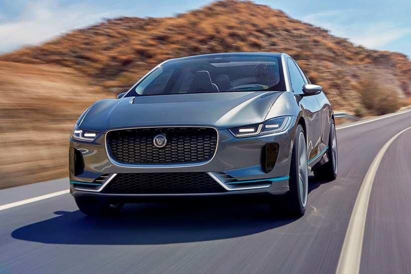 73 Great 2019 Jaguar I Pace Release Date Style with 2019 Jaguar I Pace Release Date