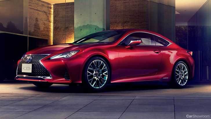 73 Great Lexus 2019 Coupe Release Date with Lexus 2019 Coupe