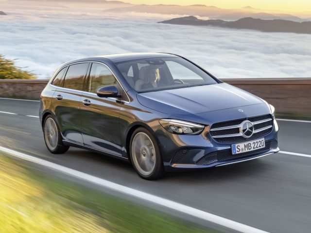 73 Great Mercedes B Klasse 2019 Model for Mercedes B Klasse 2019