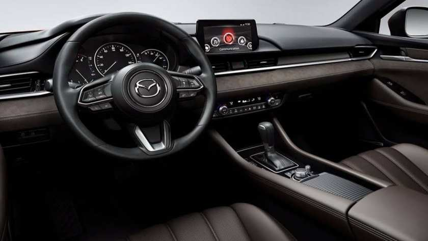 73 The Mazda 6 2019 Interior Configurations with Mazda 6 2019 Interior