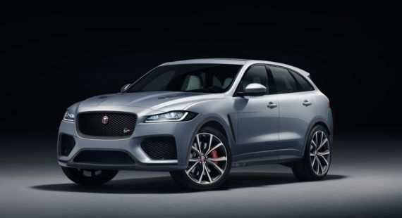 74 Gallery of 2019 Jaguar I Pace Release Date Exterior for 2019 Jaguar I Pace Release Date
