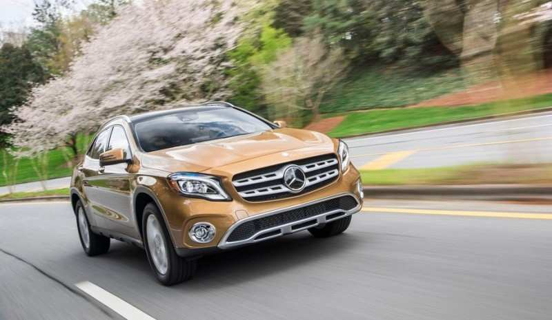 74 Gallery of 2019 Mercedes Benz Gla Style with 2019 Mercedes Benz Gla