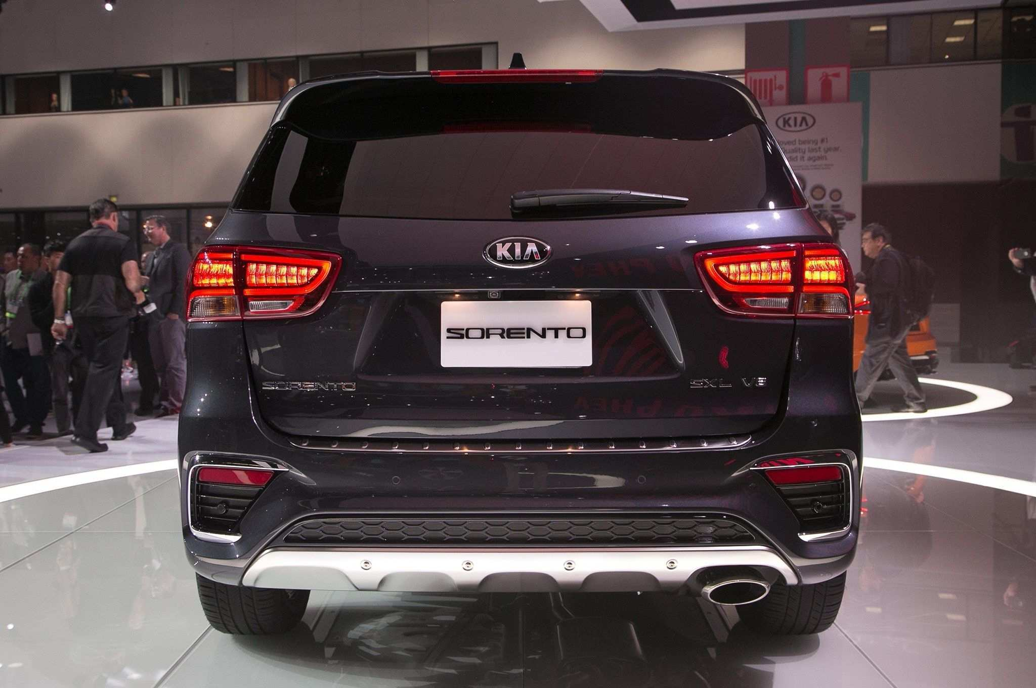 74 Gallery of Kia Lineup 2019 Style with Kia Lineup 2019