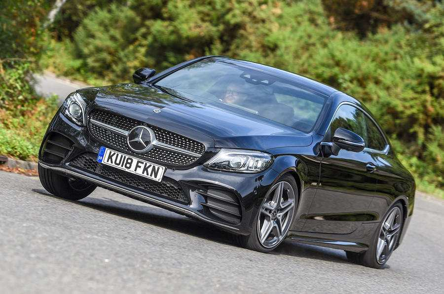 74 Gallery of Mercedes C Class Coupe 2019 Pricing for Mercedes C Class Coupe 2019